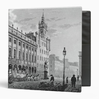 View of Town Hall, Exchange, Glasgow Binder