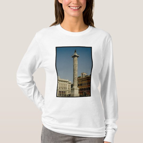 View of Trajan's Column, 113 AD T-Shirt