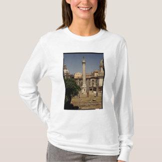 View of Trajan's Column, 113 AD T-Shirt