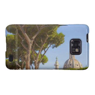 View of Trajan's Column Samsung Galaxy S2 Case