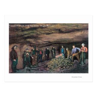 View of Treadwell Mine Gold MinersJuneau, AK Postcard