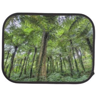 View of vegetation in Bali Botanical Gardens, Car Mat
