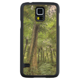 View of vegetation in Bali Botanical Gardens, Carved® Maple Galaxy S5 Slim Case