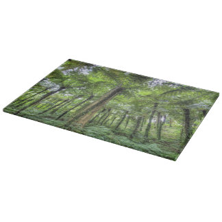 View of vegetation in Bali Botanical Gardens, Cutting Boards