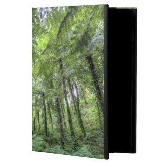 View of vegetation in Bali Botanical Gardens, iPad Air Cover