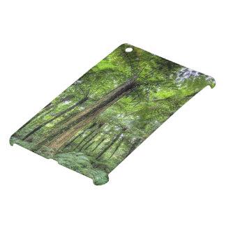 View of vegetation in Bali Botanical Gardens, iPad Mini Case