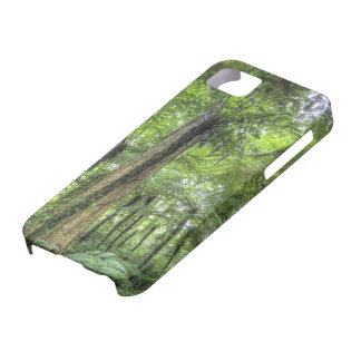 View of vegetation in Bali Botanical Gardens, iPhone 5 Cases