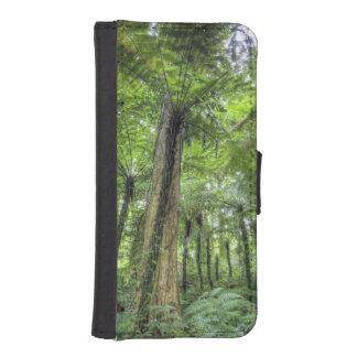 View of vegetation in Bali Botanical Gardens, iPhone 5 Wallet Case