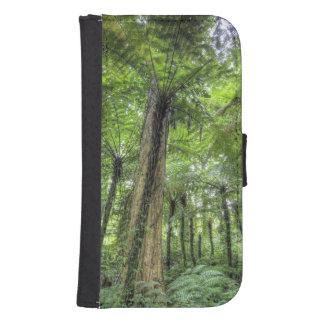 View of vegetation in Bali Botanical Gardens, Phone Wallet