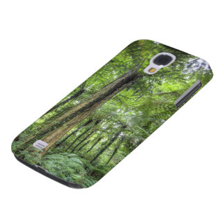 View of vegetation in Bali Botanical Gardens, Samsung Galaxy S4 Case