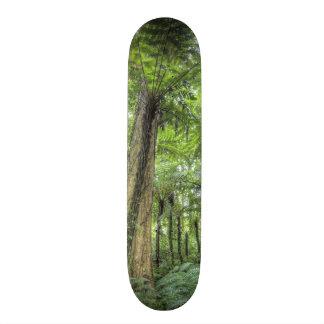 View of vegetation in Bali Botanical Gardens, Skateboard Deck