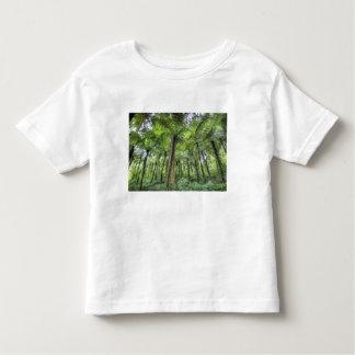 View of vegetation in Bali Botanical Gardens, T-shirt