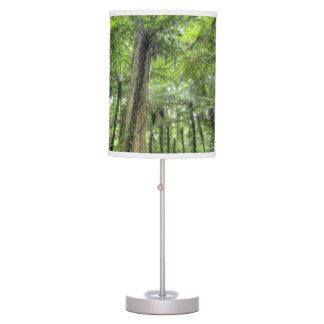 View of vegetation in Bali Botanical Gardens, Table Lamps