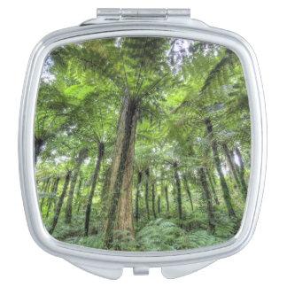 View of vegetation in Bali Botanical Gardens, Vanity Mirror