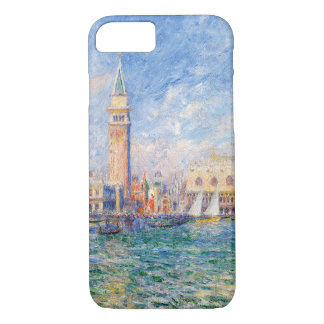 View of Venice by Renoir iPhone 7 Case