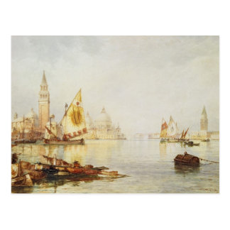 View of Venice Postcard