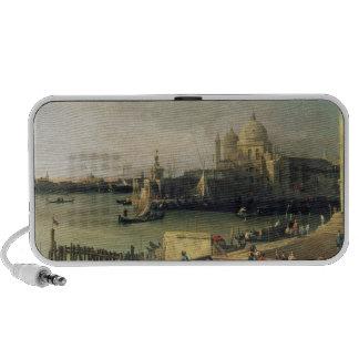 View of Venice Notebook Speaker