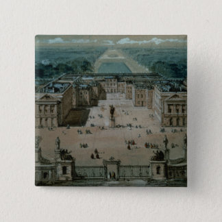View of Versailles Button