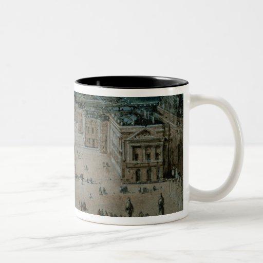 View of Versailles Coffee Mug