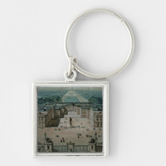 View of Versailles Key Chains