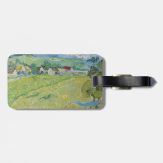 View of Vessenots Near Auvers by Vincent Van Gogh Tags For Bags