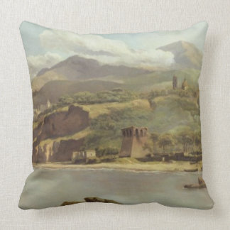 View of Vico Estense from Sorrento looking towards Pillow