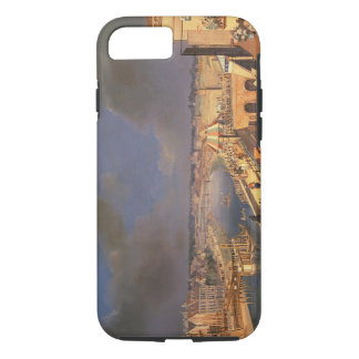 View of Vienna, 1819 (oil on canvas) iPhone 8/7 Case