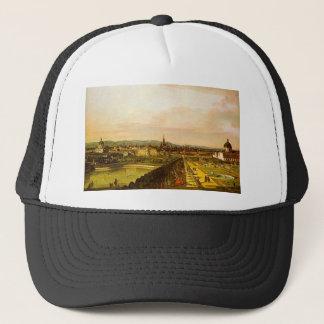 View of Vienna from the Belvedere Trucker Hat