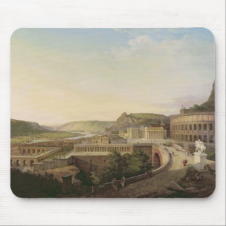 View of Vienna in Roman Times, 1860 Mouse Pad
