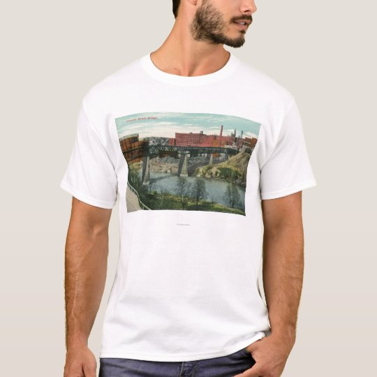 View of Vincent Street Bridge T-Shirt