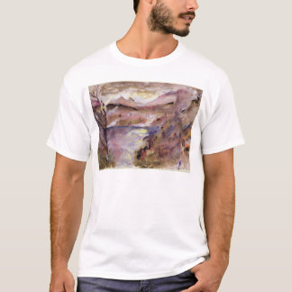 View of Walchen Lake, 1919 T-Shirt