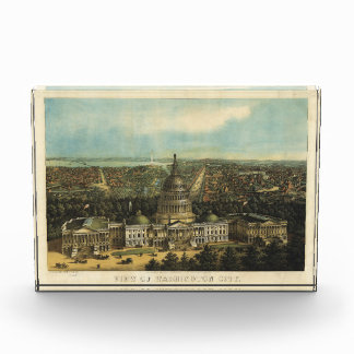 View of Washington City (1871) Award