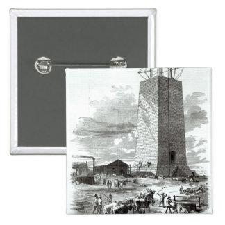 View of Washington Monument Button