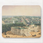 View of Washington, pub. by E. Sachse & Co., 1852 Mouse Pad