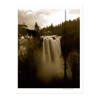 View of Waterfall Postcard