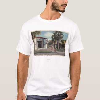 View of Welwood Murray Memorial Library T-Shirt