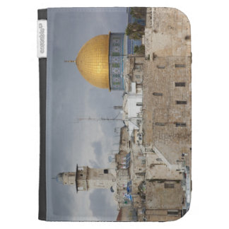 View of Western Wall Plaza, late afternoon 2 Kindle Cover