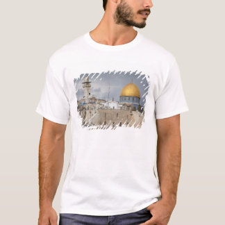 View of Western Wall Plaza, late afternoon 2 T-Shirt