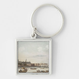 View of Westminster and the Bridge Keychain