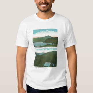 View of Whiteface Mt from Signal Hill, Heart Shirts