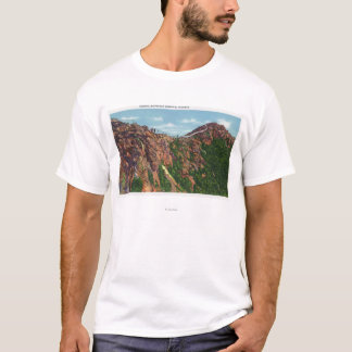 View of Whiteface Mt Summit T-Shirt