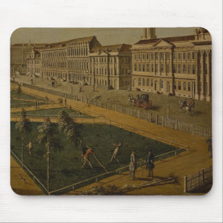 View of Wilhelmsplatz from the north, 1773 Mouse Pad