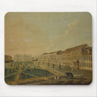 View of Wilhelmsplatz from the south, 1773 Mouse Pad