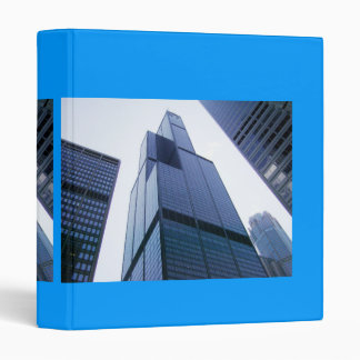 View of Willis Tower Binder