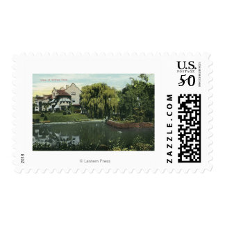 View of Willow Pond Postage