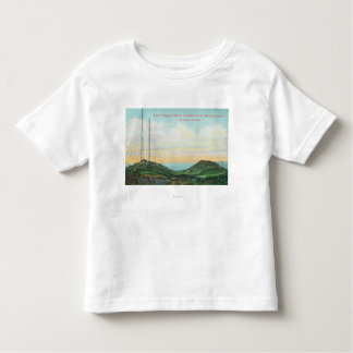 View of Wireless Telegraph Towers Toddler T-shirt