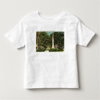 View of World War, Revolutionary War Memorials Toddler T-shirt