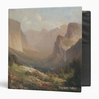 View of Yosemite Valley Binder