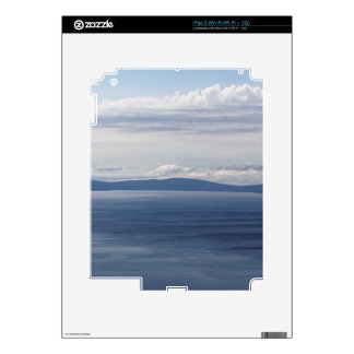 View on the Kvarner Gulf Skin For iPad 2