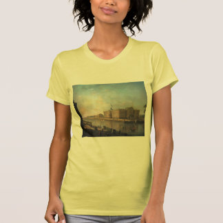 View onto St. Michael's Castle by Fyodor Alekseyev Tee Shirts